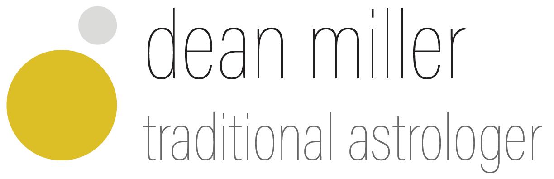Dean Miller - Traditional Astrologer